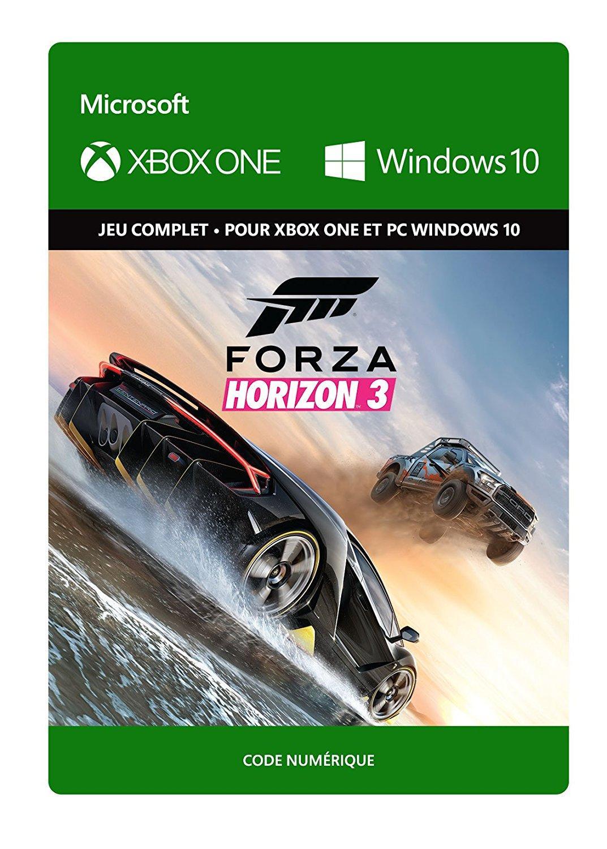 [Prime] Forza Horizon 3 sur Xbox One / PC (Dématérialisé)
