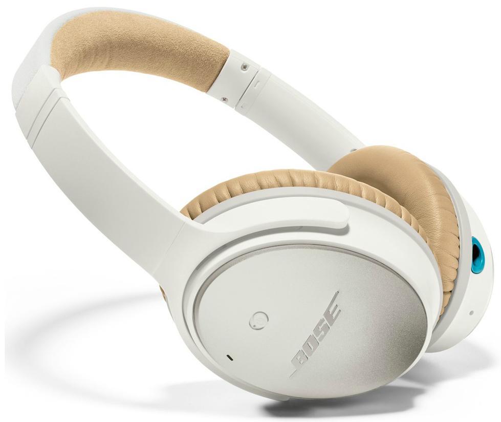 Casque audio Bose QC25 Android Blanc