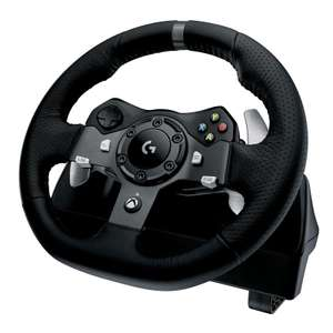 [Prime UK] Volant Logitech G920 Driving Force Racing Wheel pour Xbox One et PC