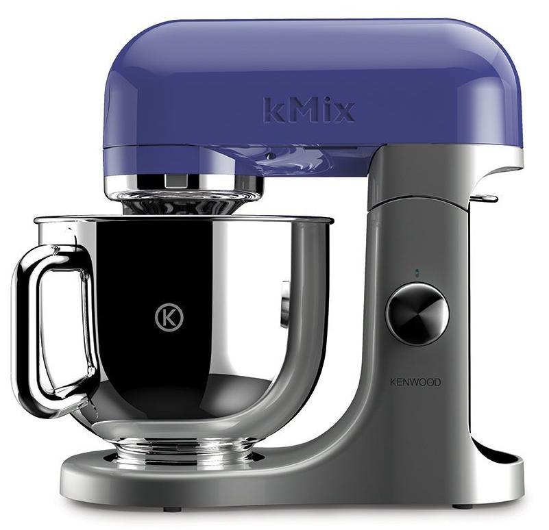 Robot pâtissier multifonction Kenwood kMix KMX50BL Bleu roi
