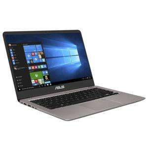 "PC Portable 14"" Asus ZenBook UX410UQ-GV068T -  i7-7500U, RAM 8 Go, HDD 1 To + SSD 128 Go, GeForce 940MX"