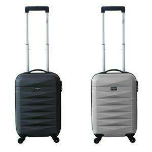 Set de 2 Valises Cabine low Cost Manoukian - 48 cm