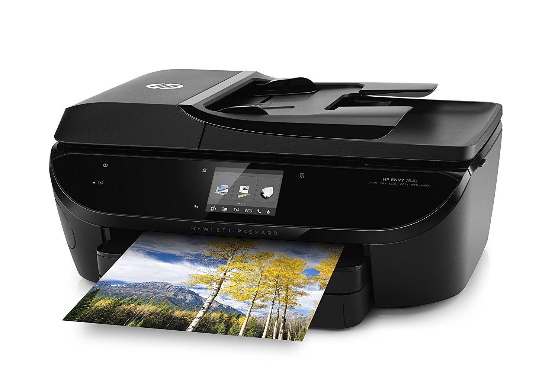 [Prime] Imprimante jet d'encre multifonction HP Envy 7640
