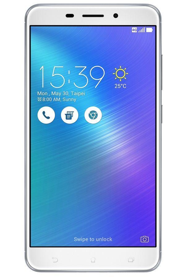 "Smartphone 5.5"" Asus Zenfone 3 Laser ZC551KL 4Go, 32Go Argent ou Or"