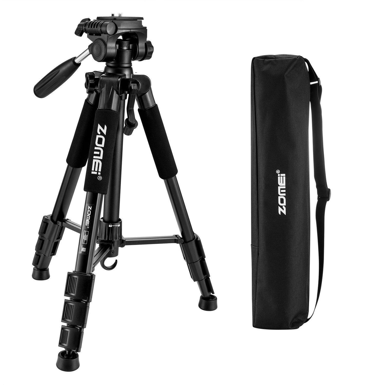 [Prime] Trépied Zomei Z666 appareil photo - 140cm