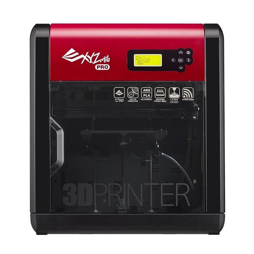 [Prime] Imprimante 3D XYZ Printing 3F1AWXEU00B Wi-Fi 100 ppm