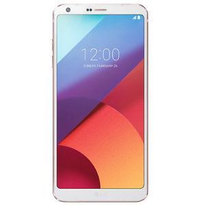 "Smartphone 5.7"" LG  G6 H870DS - 64Go, Blanc"