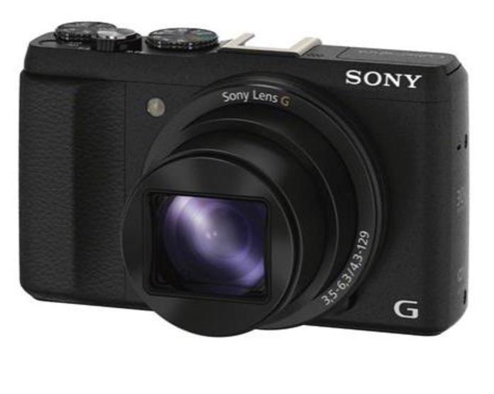 Appareil photo compact Sony Cybershot DSC HX60V + GPS