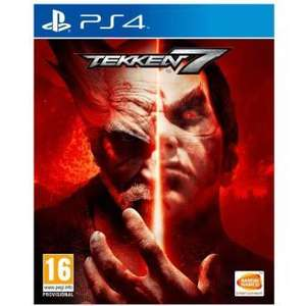 Tekken 7 sur PS4 & Xbox One