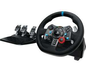 [Prime] Volant de course  Logitech G29 Driving Force - Compatible PC, PS4, PS3