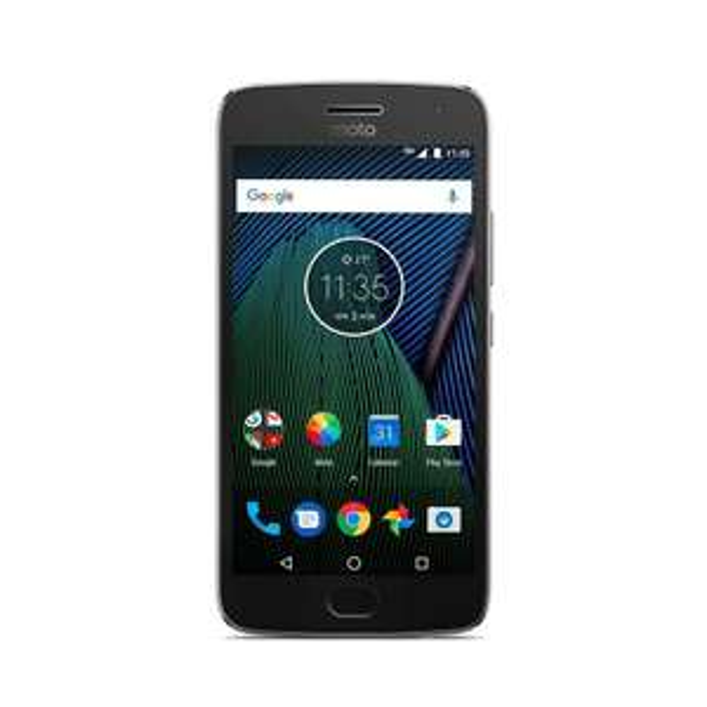 "[Prime] Smartphone 5.2"" Lenovo Moto G5 Plus Dual SIM Gris - Full HD, RAM 3Go, 32Go"