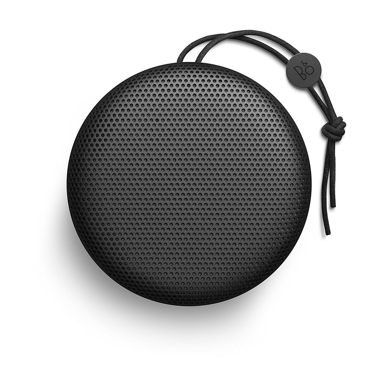 [Prime] Enceinte Nomade Bluetooth B&O PLAY by Bang & Olufsen A1 (Noir, Naturel, Rouge Foncé et Vert Mousse)