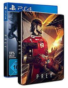 [Prime DE] Prey édition Day One  + Steelbook sur PS4, Xbox One et PC