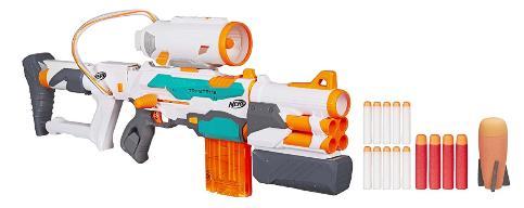 [Prime] Pistolet à fléchettes Nerf N-Strike Elite Modulus Tri-Strike