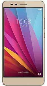 "[Prime IT] Smartphone 5.5"" Honor 5X - Full HD, Snapdragon 615, ROM 16 Go, RAM 2 Go (gris, or ou argent)"