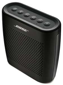 [Prime] Enceinte Sans-fil Bose SoundLink Color Noir - Bluetooth