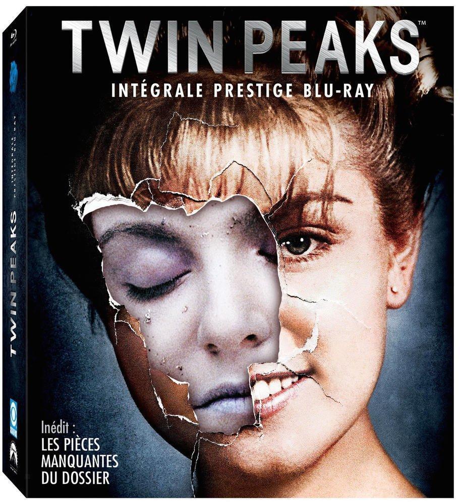 """Coffret Blu-Ray Twin Peaks Edition Prestige - L'intégrale de la Série + Le Film """"Les 7 derniers jours de Laura Palmer"""""""