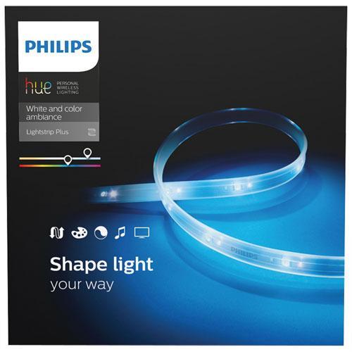 [Prime] Ruban lumineux Philips Hue Lightstrip Plus (2ème génération) - 2m