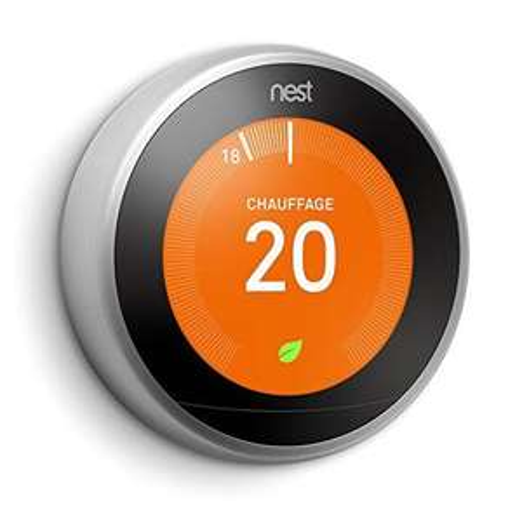 [Prime] Thermostat 3eme génération Nest Learning