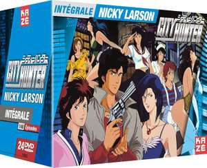 [Prime] City Hunter (Nicky Larson) - Intégrale (non censurée) en DVD