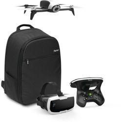Pack drone quadricoptère RTF Parrot BeBop 2 Adventurer + manette SkyController 2 + lunettes FPV + sac de transport (+ 144.75€ en SuperPoints)