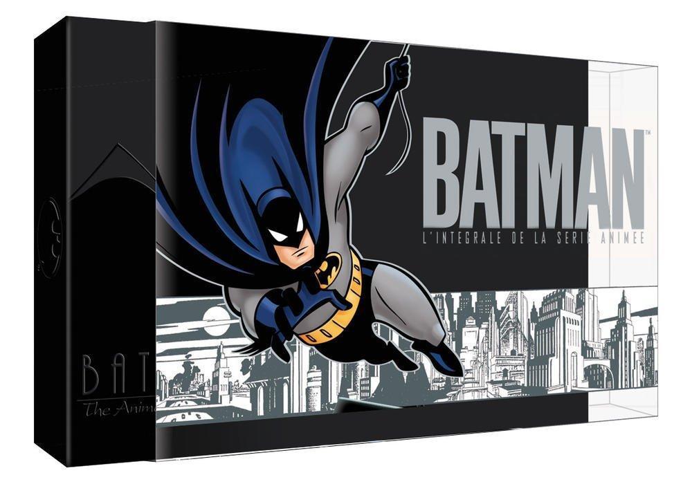 [Prime] Coffret DVD  Batman, la série animée - L'intégrale 4 saisons