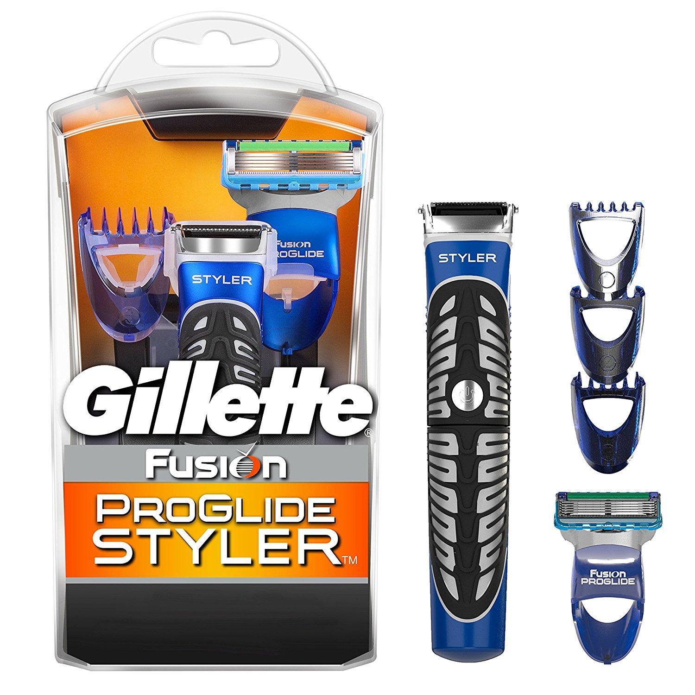 [Prime] Tondeuse Multiusage 3 En 1 Gillette Fusion ProGlide Styler avec Rasoir