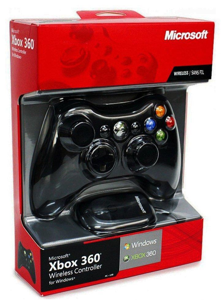[Prime] Manette sans fil Microsoft Xbox 360
