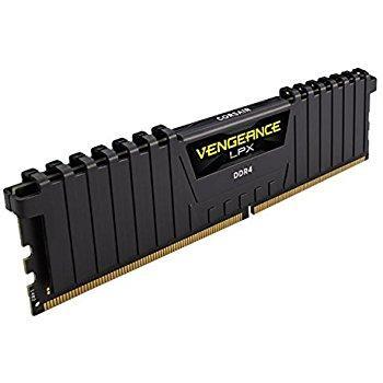 Kit mémoire RAM DDR4 Corsair Vengeance LPX 16Go (2 x 8 Go) - 3200Mhz CL16 XMP 2.0