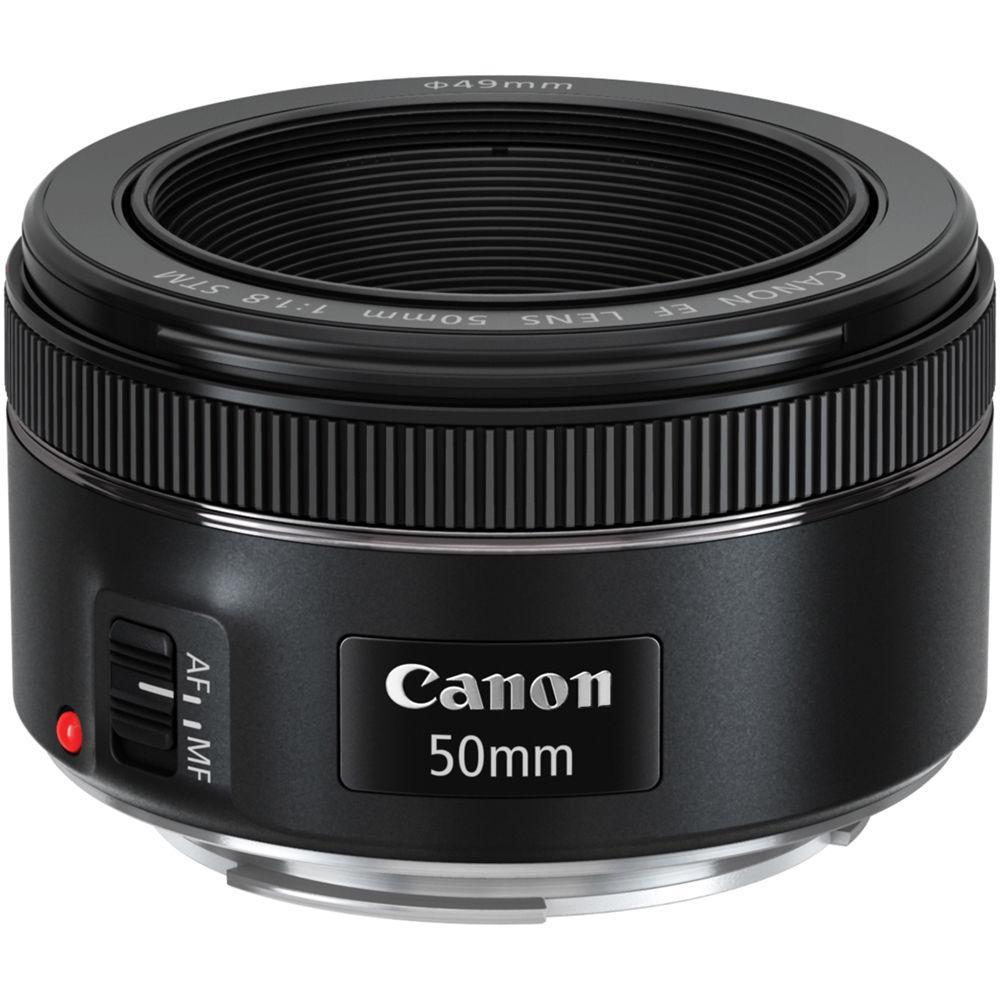 [Prime DE] Objectif Canon EF 50 mm f/1,8 STM