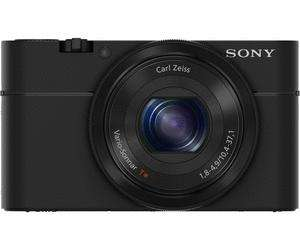 Appareil photo compact Sony Cyber-shot DSC-RX100