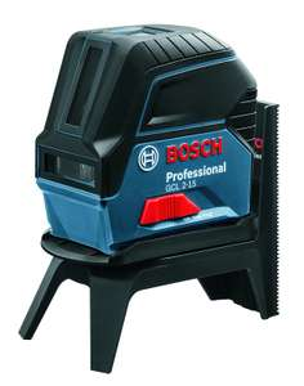 [Prime]  Niveau laser Bosch Professionnal GCL 2-15 + RM1 + Sac transport + Box de rangement