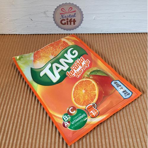 Boisson en sacht Tang - Différent goûts (Orange, Citron, Tropical, Ananas, Fraise)