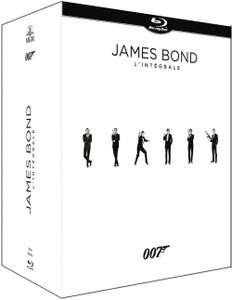[Prime] Intégrale James Bond - 24 films - Blu-Ray