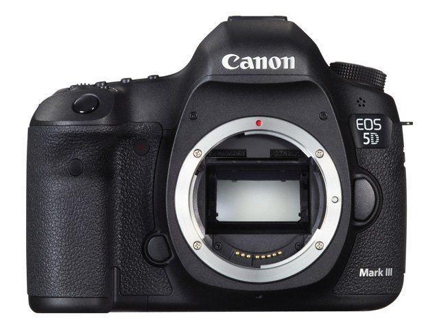 Reflex Boitier nu Canon EOS 5D Mark III + 91.55€ en SuperPoints