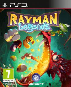 Rayman Legends PS3/ Xbox 360 (Jeu en anglais)
