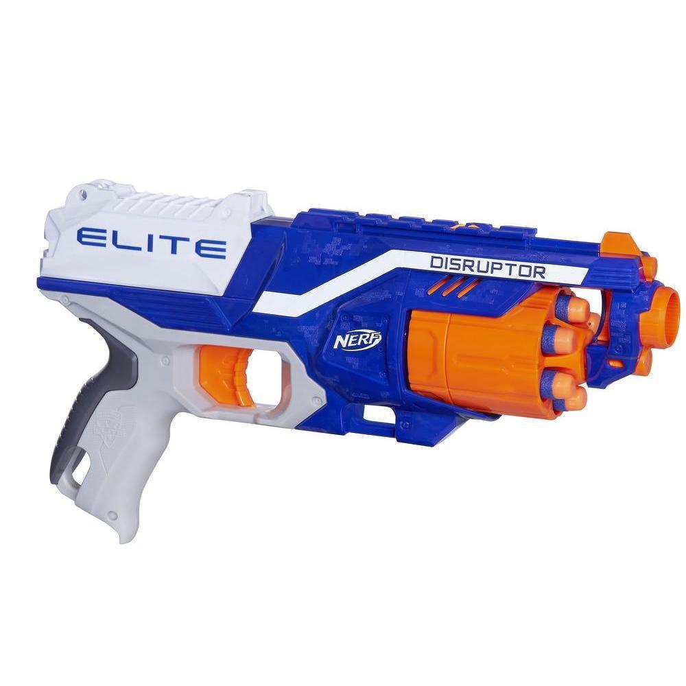 [Prime] Pistolet Nerf Elite Disruptor