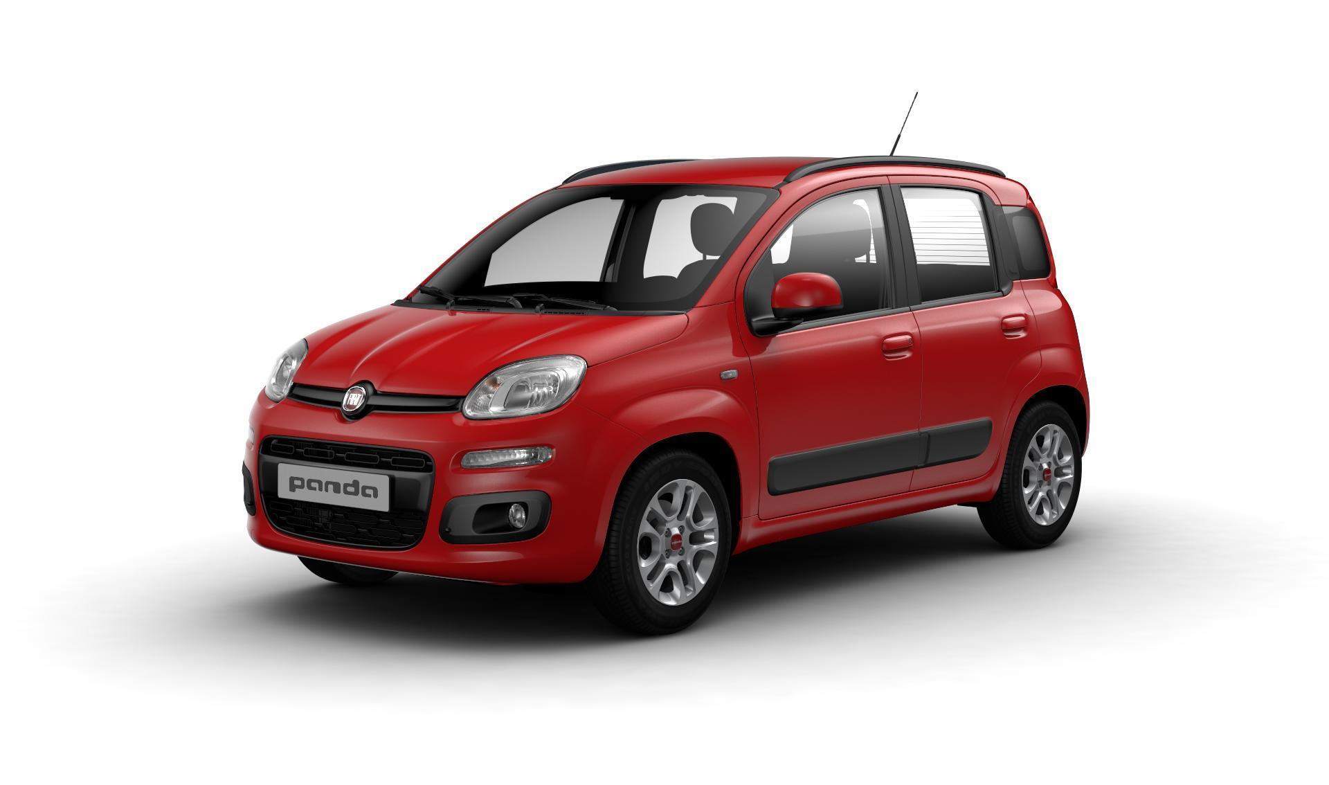 [Clients Boursorama] Location Longue Durée (LLD) d'une Fiat Panda Lounge 1.2 69 ch en location sans apport, sur 48 mois et 40.000 km pour un tarif mensuel de