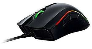 [Prime] Souris Gaming Mamba Tournament Edition - Éclairage RGB, 16.000 dpi, 9 Boutons Programmables