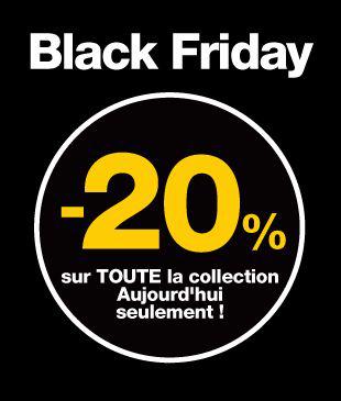 -20% sur toute la collection