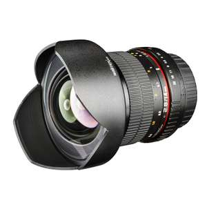 [Prime DE] Objectif grand angle Walimex pro 14mm f2.8 IF - Canon ou Sony