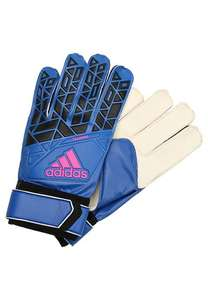 Gants de gardien de but adidas Performance Ace Training - bleu (du 7 au 11)