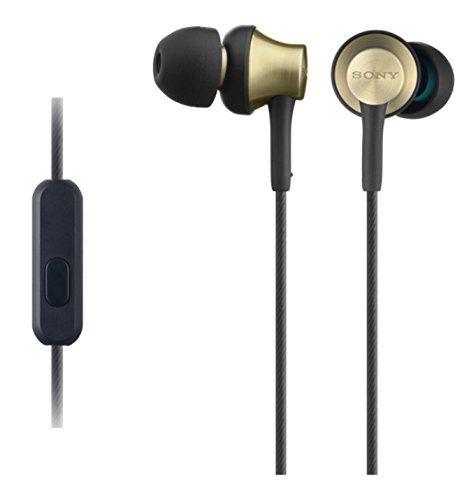 [Prime] Ecouteurs Intra-auriculaires Sony MDR-EX650APT avec Microphone - Noir