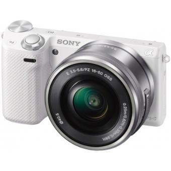 [Offre adhérents] Hybride Sony Nex 5T Blanc + Objectif 16-50 mm (Avec ODR 100€)