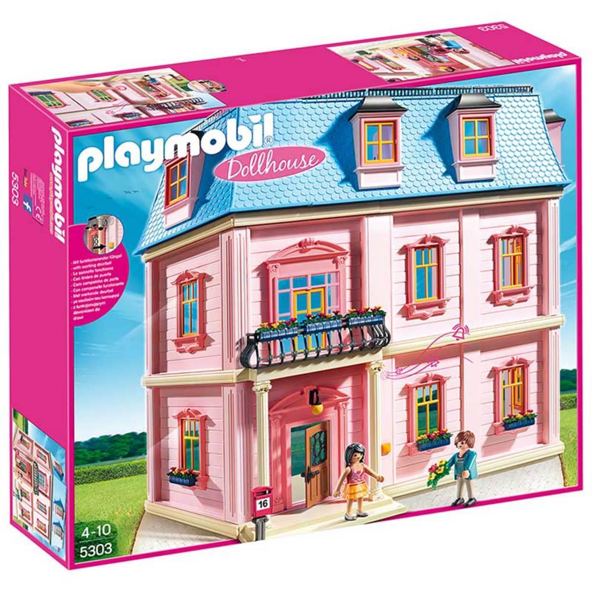 selection de playmobil en promo - Ex : Playmobil 5303 - Maison Traditionnelle