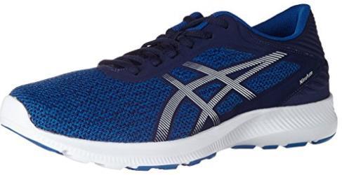[Prime] Chaussures de Running Asics Nitrofuze Bleu pour Hommes - Tailles au choix