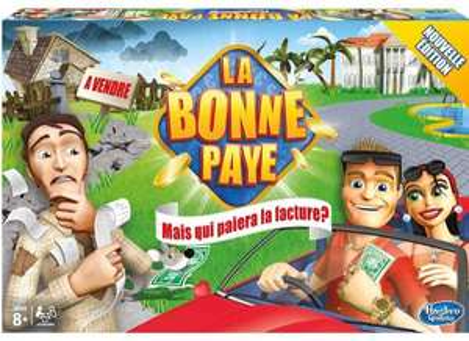 [Prime] Jeu de Société Hasbro 000324470 - La Bonne Paye