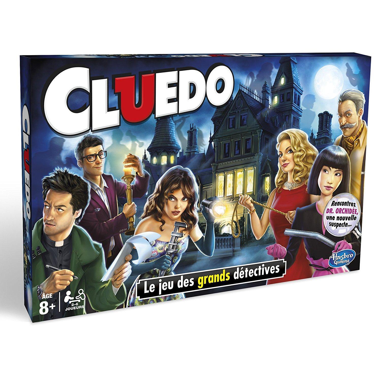 [Prime] Jeu de société Hasbro 38712 - Cluedo
