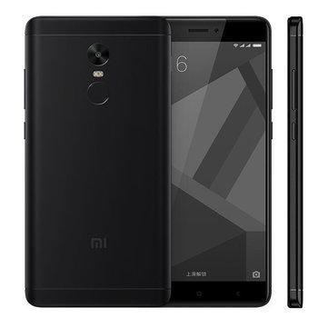 """Smartphone 5.5"""" Xiaomi Redmi Note 4X Noir - 4G (Sans B20), Full HD, Octa-core Snapdragon 625, RAM  3Go, 16Go"""