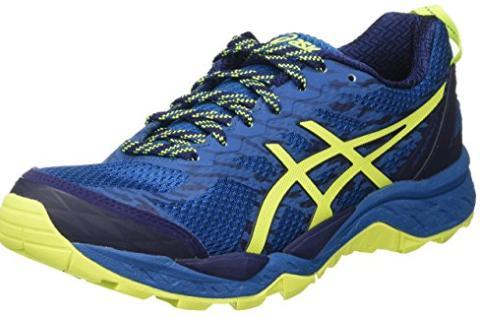 [Prime] Chaussures de Course pour Entraînement sur Route Asics Gel-Fujitrabuco 5 pour Hommes - Tailles et coloris au choix
